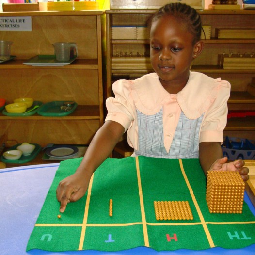 Part-time Early Childhood Montessori Diploma