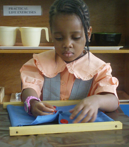 Full-time Early Childhood Montessori Diploma at GMC