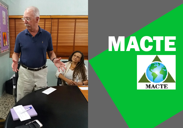 Accreditation by MACTE